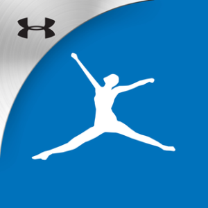 The Myfitnesspal app icon
